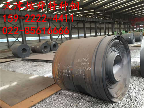 BHNM450耐磨钢板