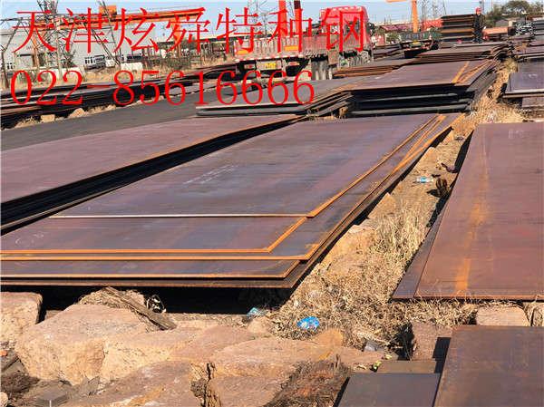 秦皇岛NM360耐磨板:随着耐磨板厂产量的不断增加价格回落 耐磨板哪里卖