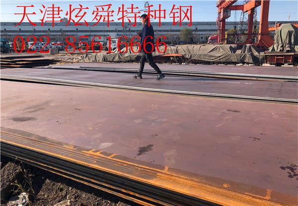 淮安现货NM500耐磨板:批发价格受到环保限产政策拖累下跌