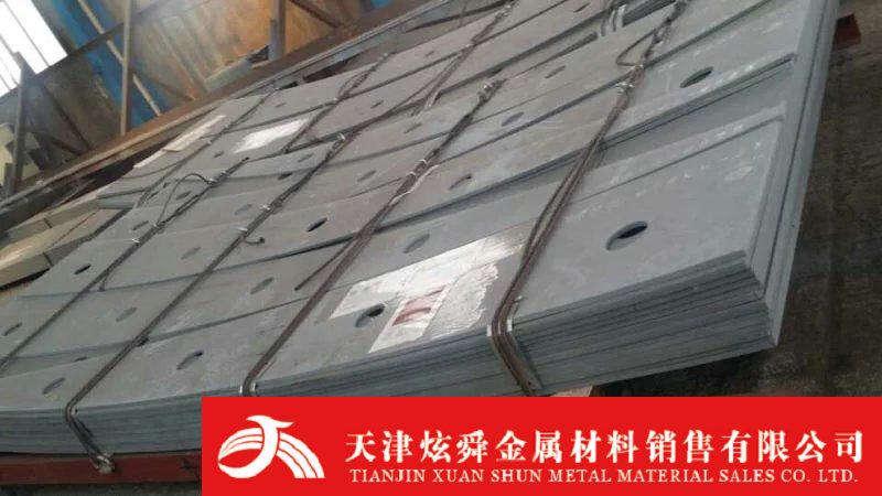 新钢NM360耐磨板